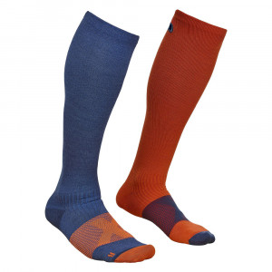 Ortovox Tour Compression Socks - night blue