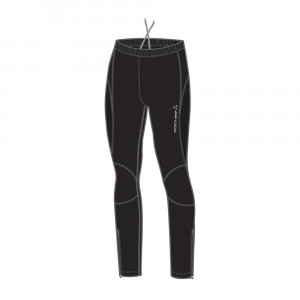 Fischer Asarna Pro Softshell Pants - black/anthracite