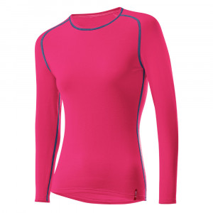 Löffler Transtex Shirt Warm LS Women - pink