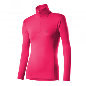 Löffler Transtex Zip-Rolli Basic Women - pink